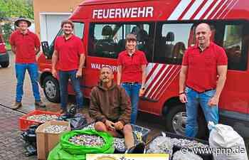 Wehrler helfen bei Spendenaktion - Freyung/Waldenreut - Passauer Neue Presse
