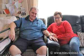 """Na drie maanden is coronapatiënt terug thuis: """"Een mirakel dat ik nog leef"""""""