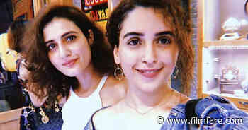Fatima Sana Sheikh reacts to dating rumours with Sanya Malhotra - Filmfare