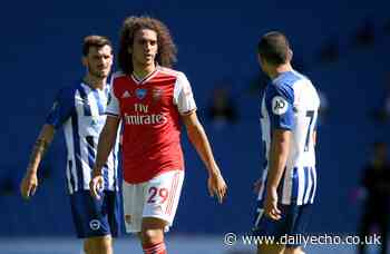 Arsenal's Matteo Guendouzi has been cleared to play against Saints
