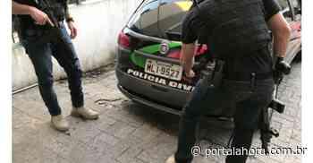 Polícia Civil deflagra operação contra associação criminosa e prende acusados em Garopaba e em Imbituba, na Divineia, Itapirubá e Centro - Portal AHora