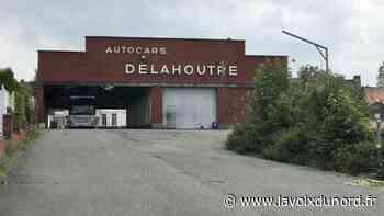 Linselles : en septembre, les transports Delahoutre déménageront place de la Victoire - La Voix du Nord