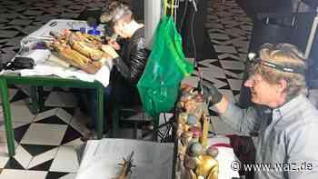 Der kostbare Georgsaltar in Kalkar leuchtet wieder - Westdeutsche Allgemeine Zeitung