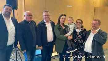 Grande-Synthe: Hand'Erwan remet un don pour permettre l'opération du petit Mayron - La Voix du Nord