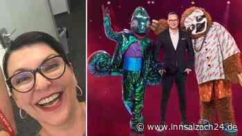 Garching an der Alz/Mühldorf am Inn: Alexandra Brandner für Kostüme für The Masked Singer bei Deutschem Fer... - innsalzach24.de