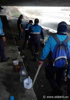 Desalojan a adictos a las drogas de la playa de Tarqui - El Diario Ecuador