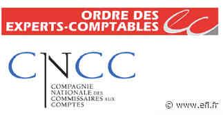 Ils bougent... Jean-François Grimaud devient Secrétaire Général du CSOEC et Délégué Général de la CNCC - Éditions Francis Lefebvre