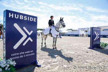 CSI 4* Grimaud : Maikel van der Vleuten voit le GP en bleu avec Dana Blue / Saut d'obstacles / Sport / Accueil - L'EPERON