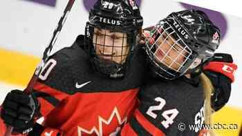 Nova Scotia awarded 2021 women's hockey worlds in April