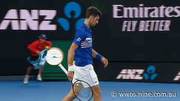Tennis video | Grigor Dimitrov COVID-19 positive, Novak Djokovic final cancelled - Wide World of Sports