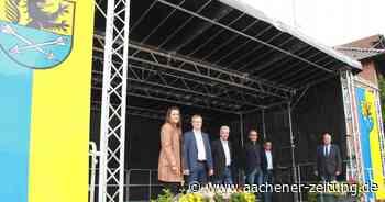 Baesweiler: 4000 LED-Lampen und eine neue mobile Bühne - Aachener Zeitung