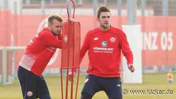 Schröder lässt die Zukunft von Brosinski und Bell in Mainz offen