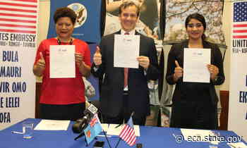 U.S. Embassy Supports Local Women Entrepreneurs with Academy (WEBC)
