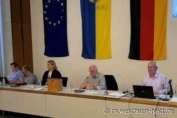 SPD-Kandidaten aufgestellt - Westfalen-Blatt