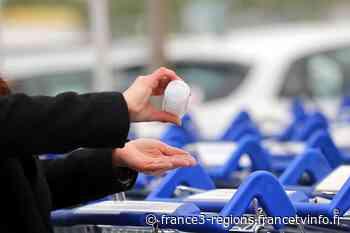 Coronavirus : en Isère, l'Agglo de Vienne Condrieu va distribuer gratuitement du gel hydroalcoolique aux entre - France 3 Régions