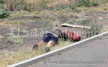 Encuentran cadáver en carretera Celaya - Valle de Santiago - El Sol de Salamanca