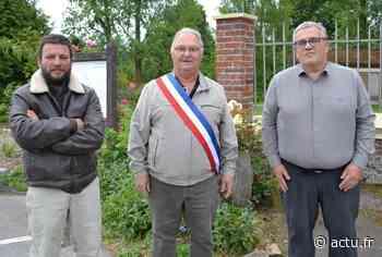 Fontenay-Torcy : réélu, Alain Bouteleux revoit les indemnités des élus à la baisse - actu.fr
