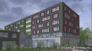 Salvation Army gets green light to proceed with shelter complex in Vanier - CTV News Ottawa