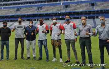 El Rocafuerte FC, filial de Emelec, suma tres refuerzos para buscar el ascenso a la Serie B - El Comercio (Ecuador)