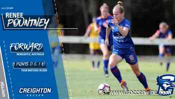 Creighton women's soccer signs sophomore Renee Pountney - Soccerwire.com
