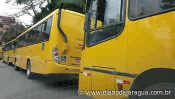 Transporte intermunicipal de Guaramirim retorna na segunda-feira - Diário da Jaraguá