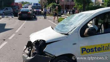 Montebelluna, incidente in via Argine: donna sbalzata dall'auto trasportata al Ca' Foncello in gravi condizioni - Qdpnews.it - notizie online dell'Alta Marca Trevigiana