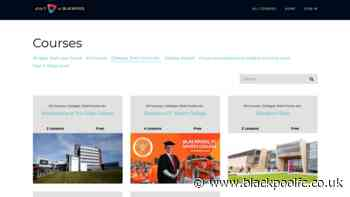 Blackpool Opportunity Area Launches Online Careers Support