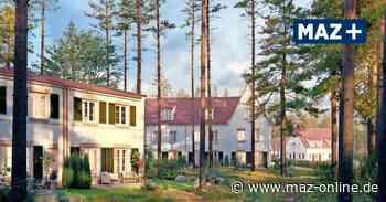 Bauen in Beelitz-Heilstätten - Bau des neuen Ortszentrums von Heilstätten soll im Sommer beginnen - Märkische Allgemeine Zeitung