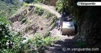 Campesinos de Hato y Simacota requieren vía - vanguardia.com