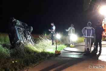 Zware verkeersongevallen in Vleteren en Veurne - Krant van Westvlaanderen