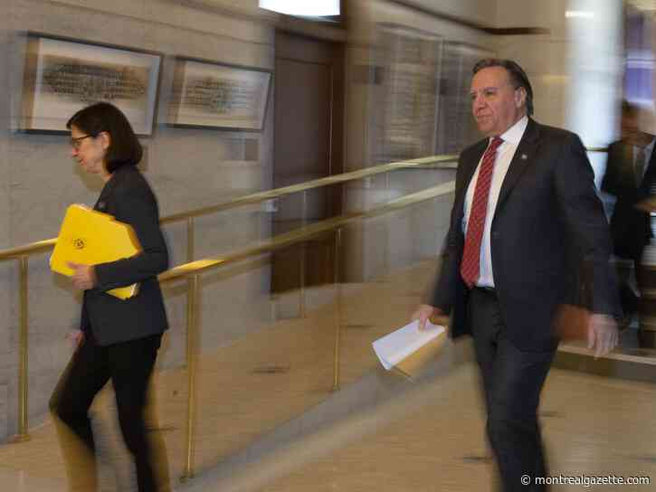 Coronavirus live updates: Outgoing health minister did 'exceptional' job, Legault says