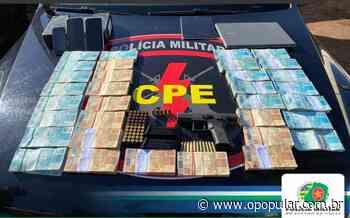 Piloto de avião é preso em Rio Verde com mais de R$ 250 mil, armas e munições - O Popular