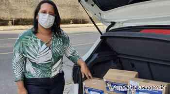 Prefeita de Itaparica afirma que divergência política com prefeito de Vera Cruz tem dificultado medidas contra Covid-19 na ilha - PNotícias