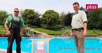 Einbahnstraßen im Schwimmbad: Bäder in Herborn öffnen - Mittelhessen