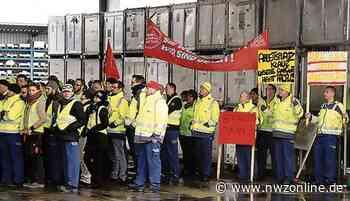 Gewerkschaft: Kampf um Arbeitsplätze beginnt - Nordwest-Zeitung