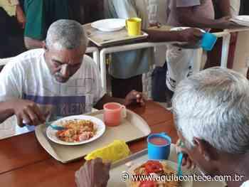 Casa de Ranquines de Penedo necessita de produtos de higiene, limpeza e alimentos - Aqui Acontece