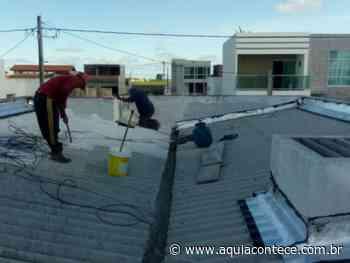 MDF Impermeabilização chega a Penedo com serviços de proteção em materiais estruturais - Aqui Acontece