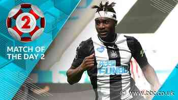 Match of the Day 2: Newcastle better under Steve Bruce than Rafael Benitez - Phil Neville