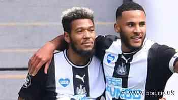 Joelinton: After 2,130 minutes, Newcastle striker ends his barren run