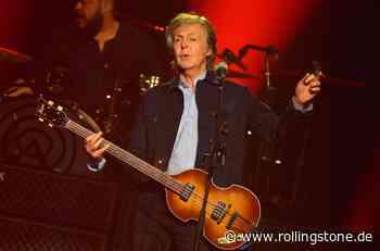 "Paul McCartney: ""Flaming Pie""-Reissue - Rolling Stone"