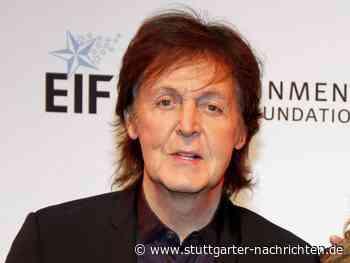 Beatles-Legende ist wütend - Paul McCartney fordert Gerechtigkeit für George Floyds Familie - Stuttgarter Nachrichten