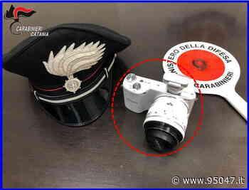 PATERNO': BUTTA DA BALCONE VITTIMA PER RUBARGLI MACCHINA FOTOGRAFICA - 95047