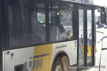 Dentergem krijgt eindelijk busverbinding met Waregem (Dentergem) - Het Nieuwsblad