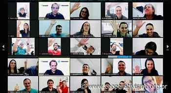 Colaboradores do Sicoob Ouro Branco participam de capacitação online sobre cobrança   Notícias - EasyCoop - Cooperativismo em Revista