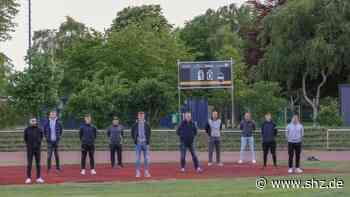 Fußball: Neuzugänge vorgestellt: Rasensport Uetersen setzt mit Jobmann auf die Jugend | shz.de - shz.de