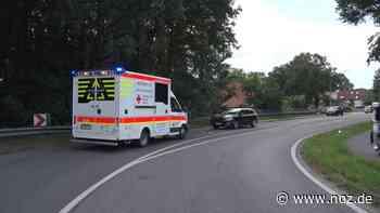Motorradradfahrer bei Unfall in Lingen verletzt - Neue Osnabrücker Zeitung