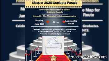 Nipawin LP Miller grads to be honoured with parade - northeastNOW
