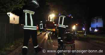 Swisttal: Sirenen heulten wegen Zimmerbrand - General-Anzeiger