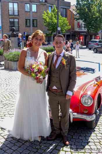 Goeleke en Ian in Diepenbeek (Diepenbeek) - Het Belang van Limburg