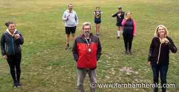 Tireless Haslemere Borders athletes want to keep on running - Farnham Herald